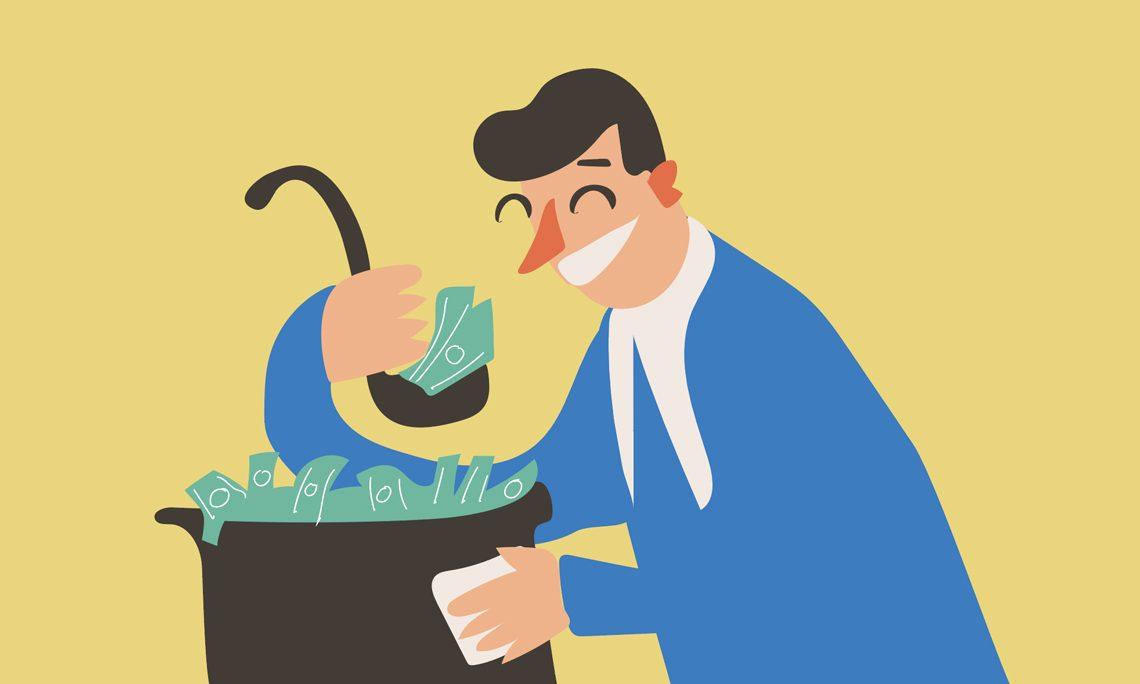 Как маржа влияет на нашу прибыль
